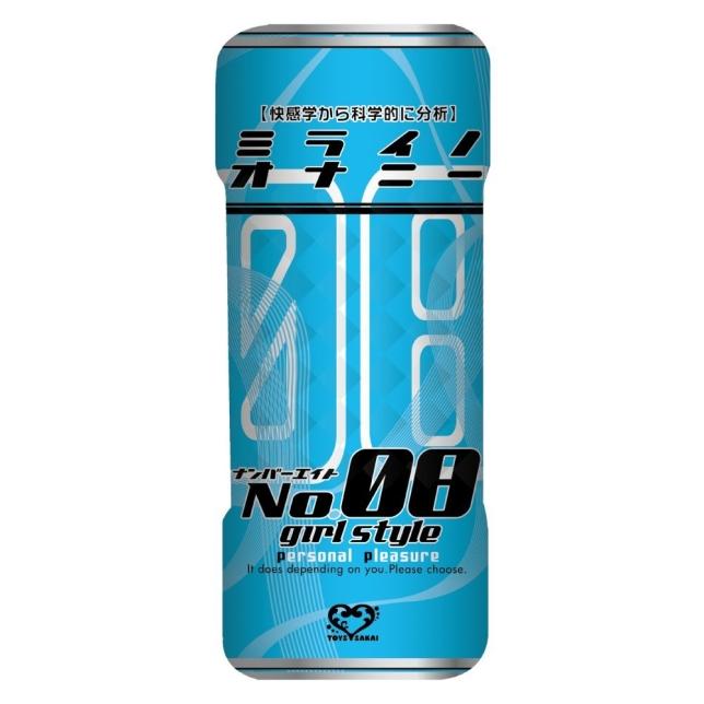日本TOYS SAKAI*科學杯NO.8 大顆粒多重快感設計