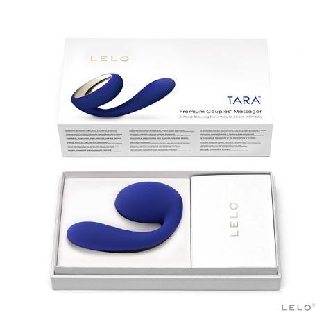 瑞典LELO*TARA塔拉情侶按摩器【藍色