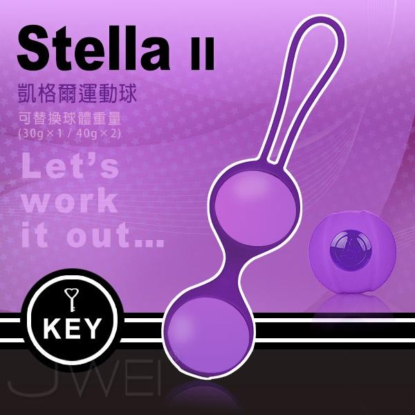 美國KEY.Stella II 斯蒂娜 縮陰球(球體可交換式)雙球-