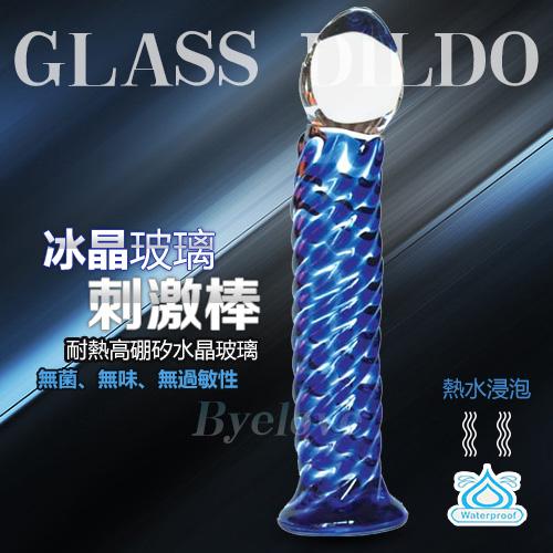 GLASS DILDO★~冰晶玻璃刺激棒203