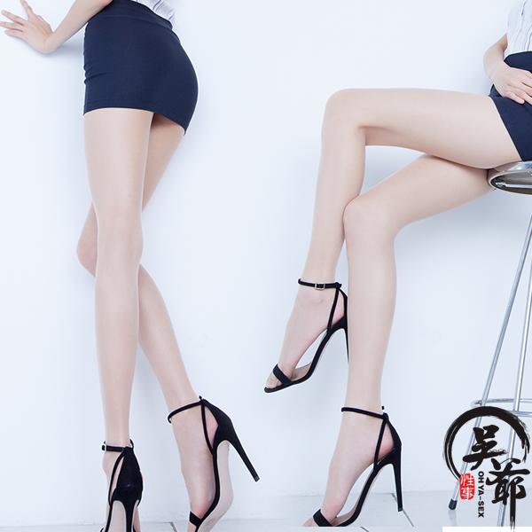 meizi 性感美腿 時尚魅惑連體褲襪-苞芯絲(夏季清涼顯瘦款) 透明