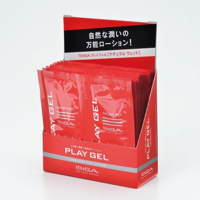 日本TENGA*隨身包潤滑液-紅 TPG-002B(20入)