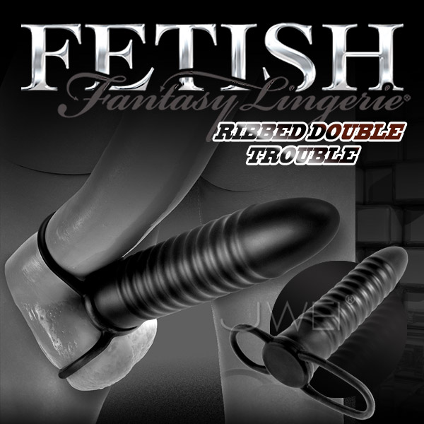 美國PIPEDREAM*Fetish Fantasy系列-金剛鑽 第二假陽具(2個人也能玩3P)