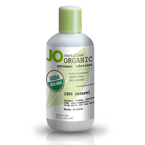 美國JO*Organic Lubricant 2.5oz JO認證有機潤滑劑_75ML