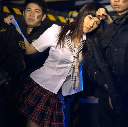 限定促銷-性愛學院!清純角色扮演高校制服 – AV女優小澤瑪利亞代
