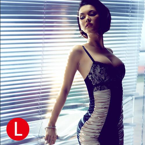 限定促銷-危險曲線!性感夜店緊身包臀短裙(L) – AV女優小澤瑪利亞代