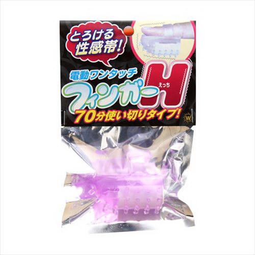 日本NPG*電動—– —–H —- 電動手指刷套