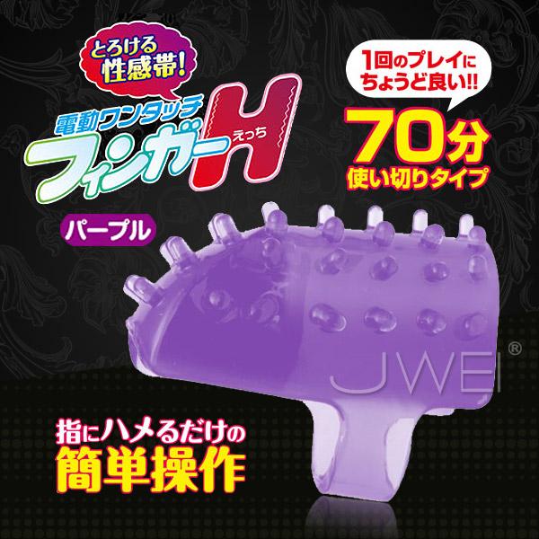 日本NPG*—–H 指環著裝式無線震動器(紫)