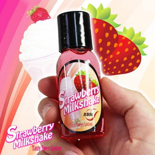 日本 Wins*ItLicks Lub (Strawberry milkshake)潤滑