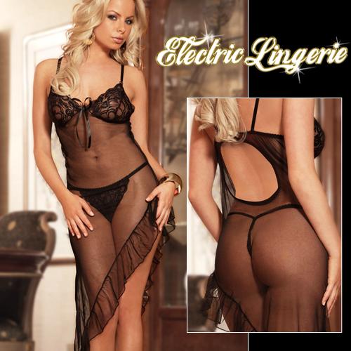 美國Electric-蕾絲誘惑!挑逗情趣內衣-EL416