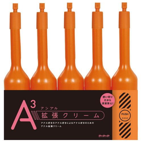 日本 EXE * A3—-用!-張 潤滑液 (5入裝)